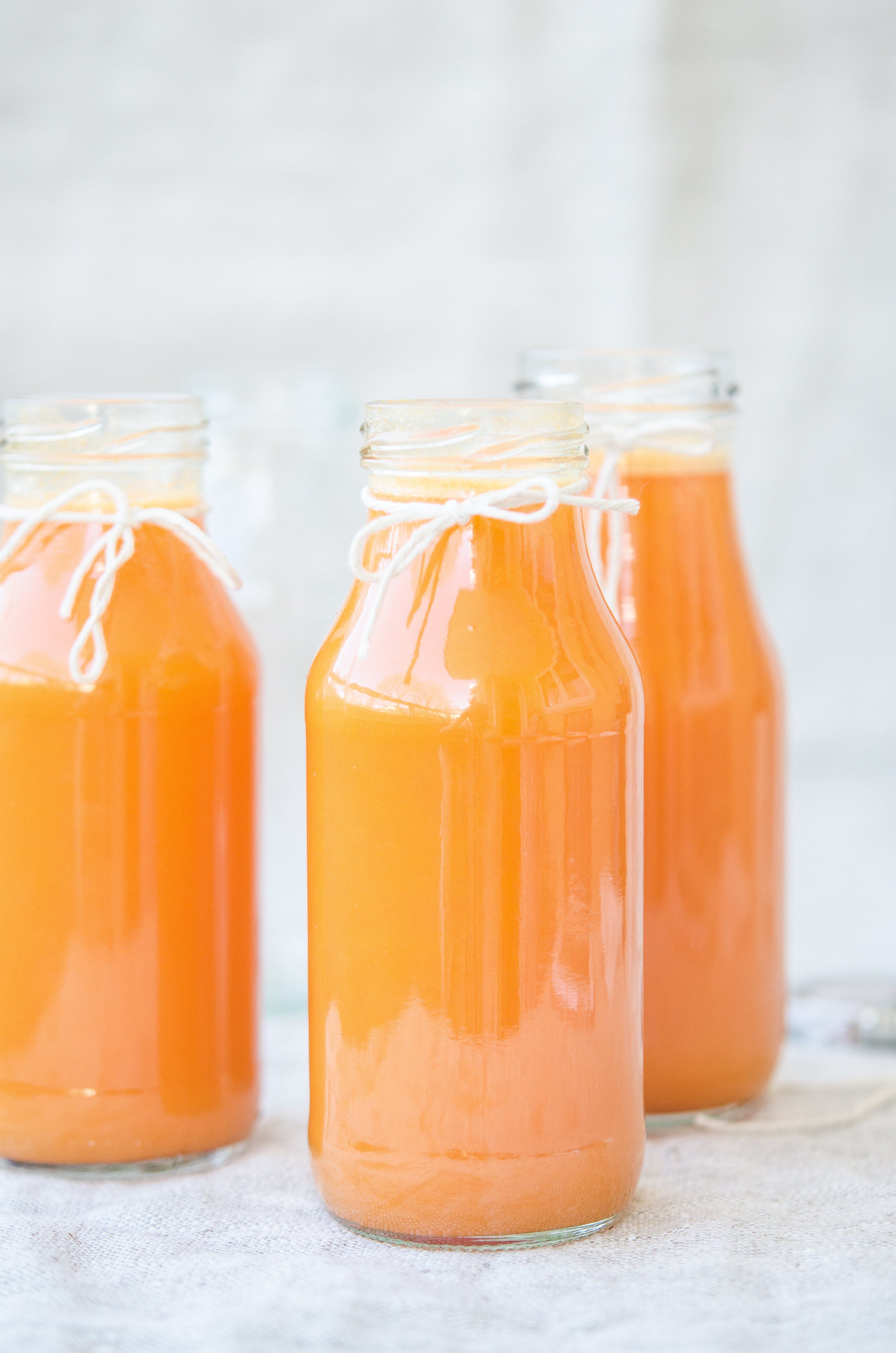 Incredible Ginger & Carrot Juice for Easter