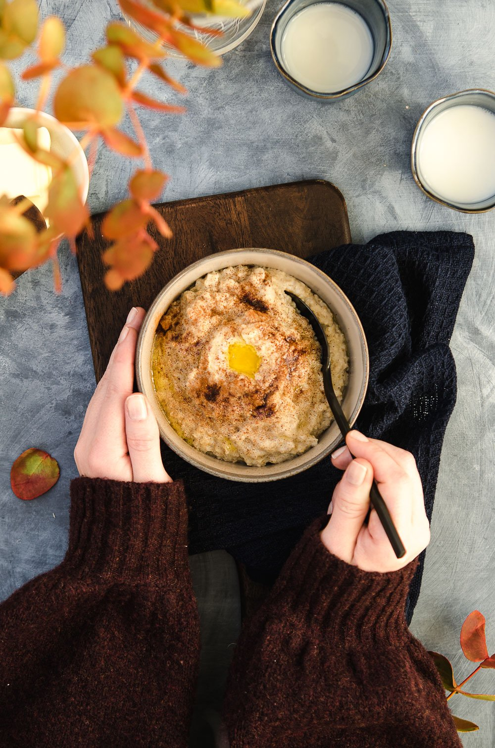 How to make the perfect oatmeal porridge